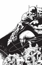 COLORING DC TP VOL 01 BATMAN HUSH