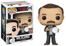FUNKO POP! Stranger Things - Mr. Clarke SDCC Exclusive