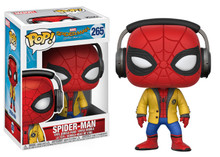 PRE-ORDER: FUNKO POP! Spider-Man - Homecoming (with headphones)