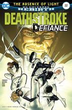 Deathstroke #22 (2016- )(Rebirth)