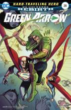 Green Arrow #28 (2016- )(Rebirth)