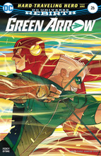 Green Arrow #26 (2016- )(Rebirth)