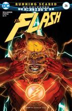 Flash #26 (2016- )(Rebirth)
