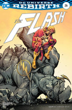 Flash #26 (2016- )(Rebirth) Limited Variant