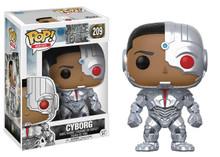 FUNKO POP! Justice League Movie - Cyborg
