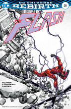 Flash #28 (2016- )(Rebirth) Limited Variant