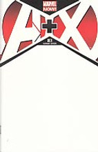 A+X # 1c limited BLANK variant