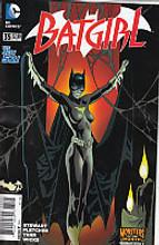 Batgirl # 35b 'MONSTERS' variant