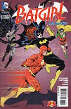 Batgirl # 38b Limited 'FLASH' Variant