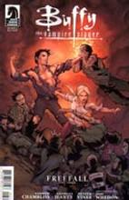 Buffy: The Vampire Slayer # 3b limited variant