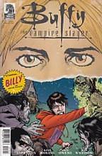 Buffy the Vampire Slayer # 14b limited variant