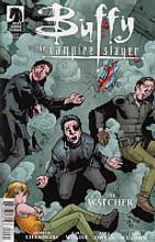 Buffy the Vampire Slayer # 20b limited variant