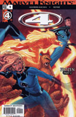 Fantastic Four: Marvel Knights - Frozen Part 2 # 9