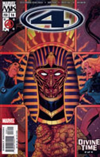 Fantastic Four: Marvel Knights - Divine Time 2 of 4 # 16