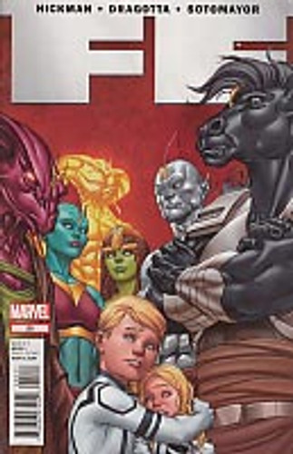 FF Issue # 20
