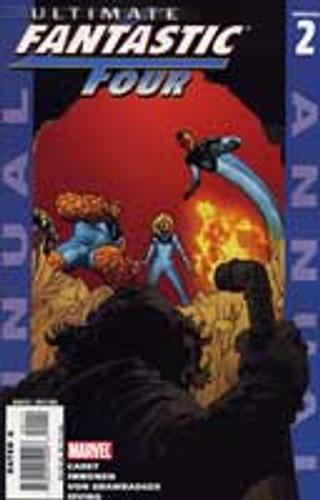 Ultimate Fantastic Four Annual # 2