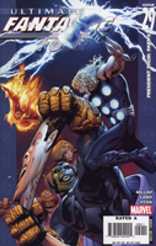 Ultimate Fantastic Four: Issue # 29