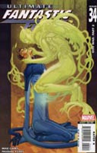 Ultimate Fantastic Four: God War Part 2 # 34
