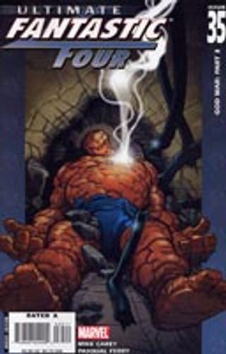 Ultimate Fantastic Four: God War Part 3 # 35