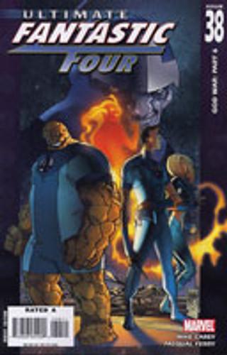 Ultimate Fantastic Four: God War Part 6 # 38