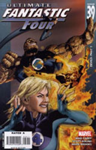 Ultimate Fantastic Four: Devils Part 1 # 39
