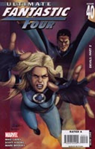 Ultimate Fantastic Four: Devils Part 2 # 40