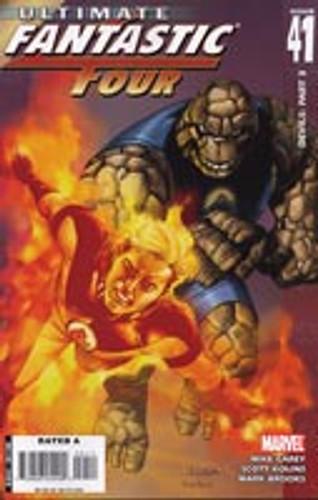 Ultimate Fantastic Four: Devils Part 3 # 41