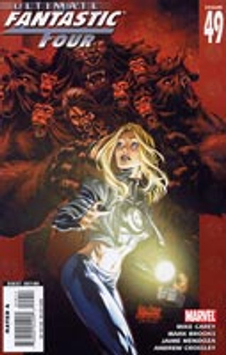 Ultimate Fantastic Four # 49
