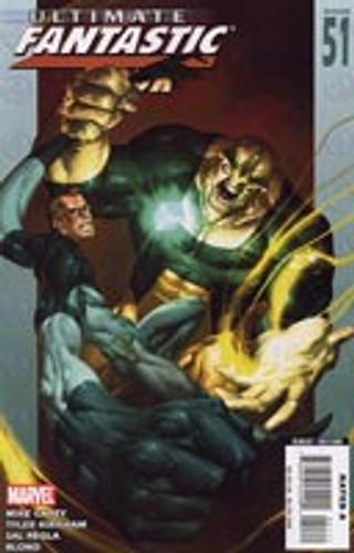 Ultimate Fantastic Four # 51