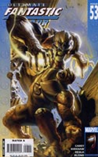 Ultimate Fantastic Four # 53