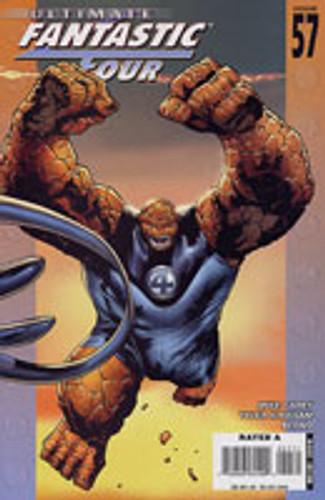 Ultimate Fantastic Four # 57