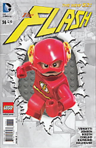 The Flash Vol 4: # 36b Limited Variant