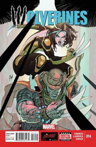 Wolverines # 14