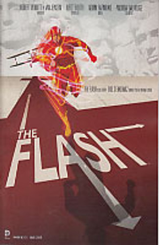 The Flash Vol 4: # 40b Limited Variant