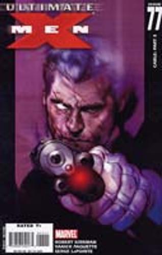 Ultimate X-Men # 77