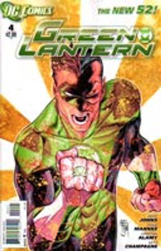 Green Lantern: Vol 2. # 4b Limited Variant