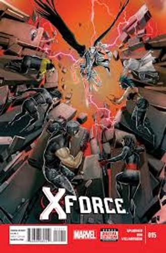 X-Force # 15