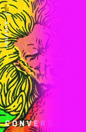 Convergence Aquaman #1b Limited 'CHIP KIDD' Variant