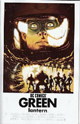 Green Lantern: Vol 2. # 40b Limited Variant