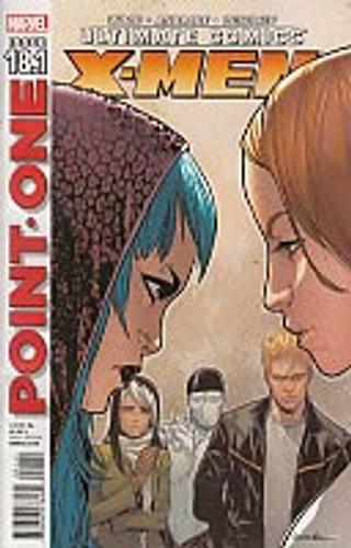 Ultimate Comics: X-Men # 18.1