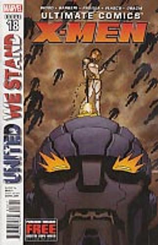 Ultimate Comics: X-Men # 18