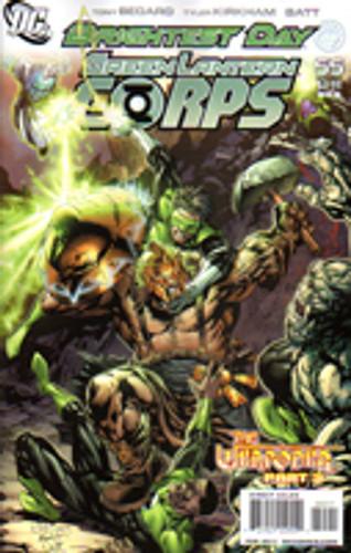 Green Lantern Corps Vol.2 # 55