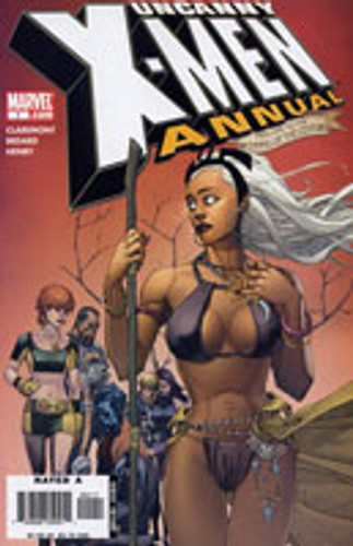 Uncanny X-Men vol 1 Annual # 1