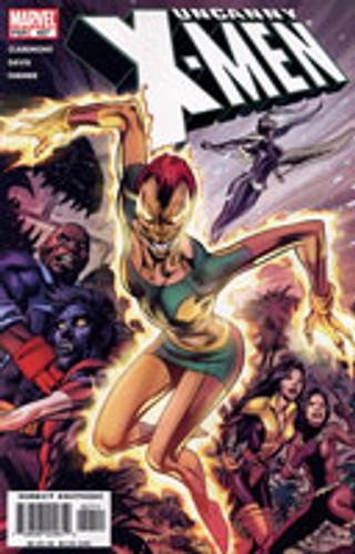 Uncanny X-Men vol 1 # 457