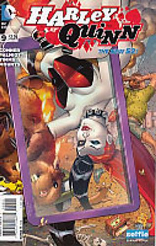 Harley Quinn Vol. 2 # 9b Limited Variant