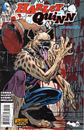 Harley Quinn Vol. 2 # 11b Limited Variant