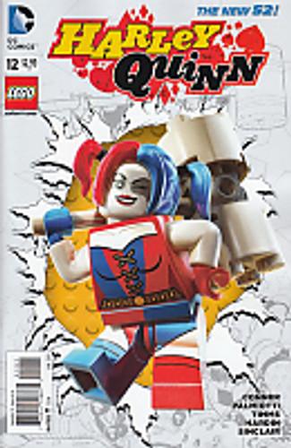 Harley Quinn Vol. 2 # 12b Limited Variant