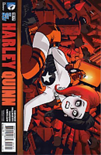 Harley Quinn Vol. 2 # 13b Limited Variant