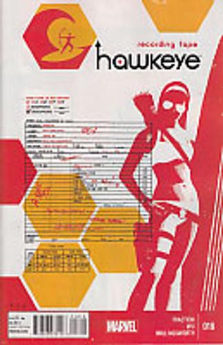Hawkeye # 016