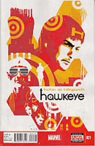 Hawkeye # 021